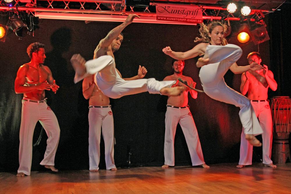 Bilder vom Auftritt in Kaiserslautern