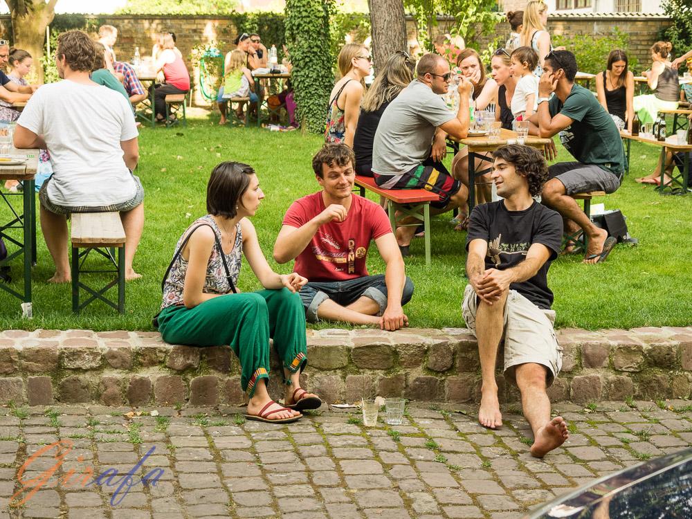 Bilder vom Sommerfest 2015