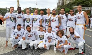 Karlsruher Capoeiristas zu Besuch beim Partnerverein in Campos dos Goytacazes in Brasilien.