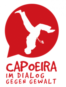 """Logo des Projekts """"Im Dialog gegen Gewalt"""""""