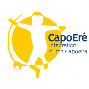 "Logo des Projekts ""Integration durch Capoeira"""